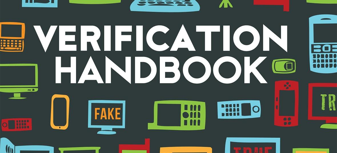 Immagine di copertina del verification handbook